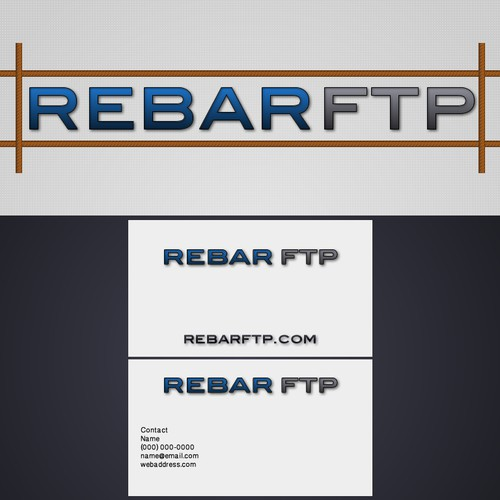 Help rebarftp with a new logo
