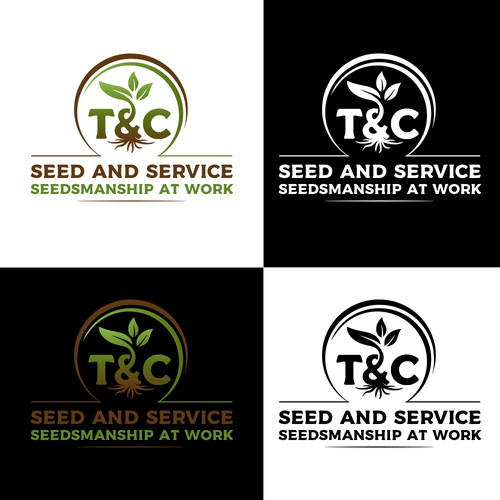 Seed and Service logo