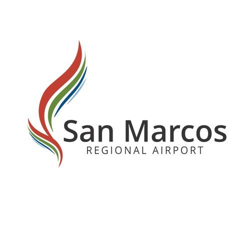 Innovative Texas airport needs an innovative logo!
