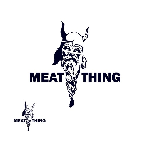 logo for meat snack producer