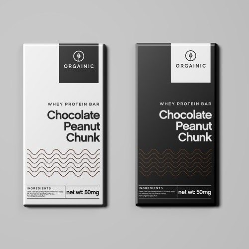 Packaging Design for Orgainic