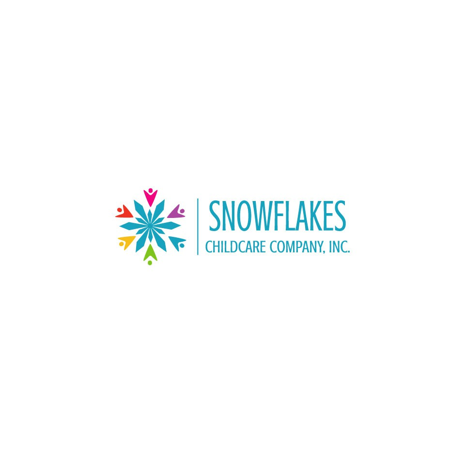 Design a creative brand for Snowflakes Childcare!