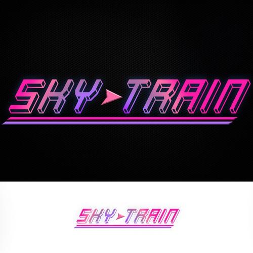 SkyTrain-EDM DJ/artist logo contest