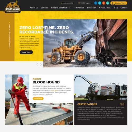 Heavy Machinery & Equipment Company