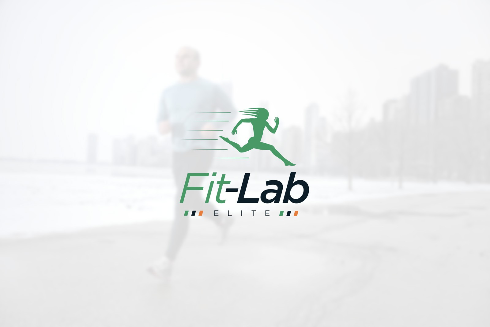 Create an inspiring and uplifting logo and web-site for an innovative fitness company