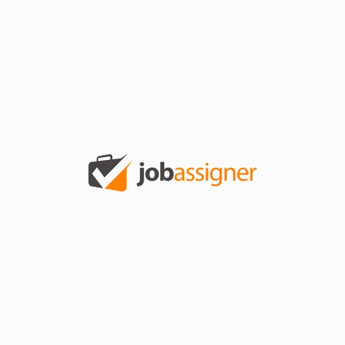 concept logo job assigner