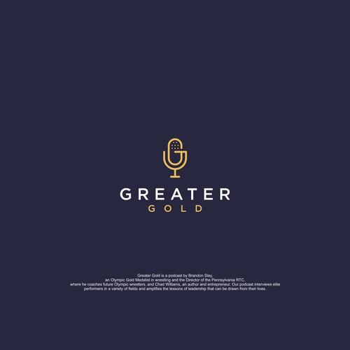 GREATER GOLD