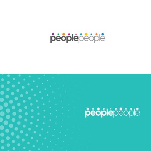 Word mark logo concept