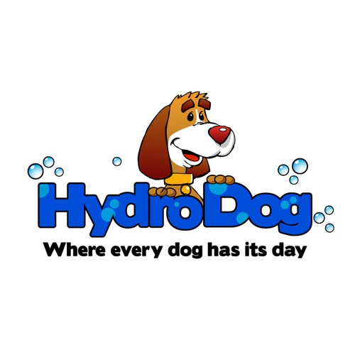 FUN GUARANTEED Project!  Hydrodog logo redesign.  Help us reinvent our branding.