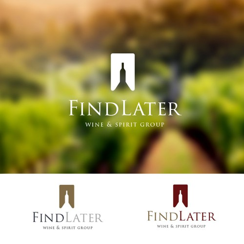 Creating a new logo for established wine company