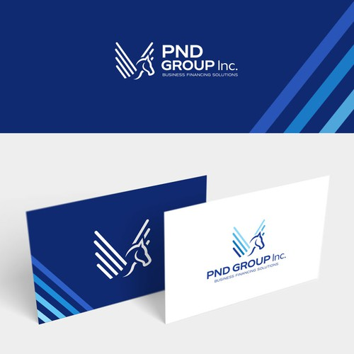 Logo for PND Group.