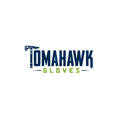 Logo design for Tomahawk Gloves