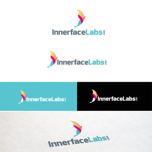 Logo designed for Innerface labs