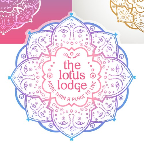 The Lotus Lodge. A soul haven for women to heal and create a new life.