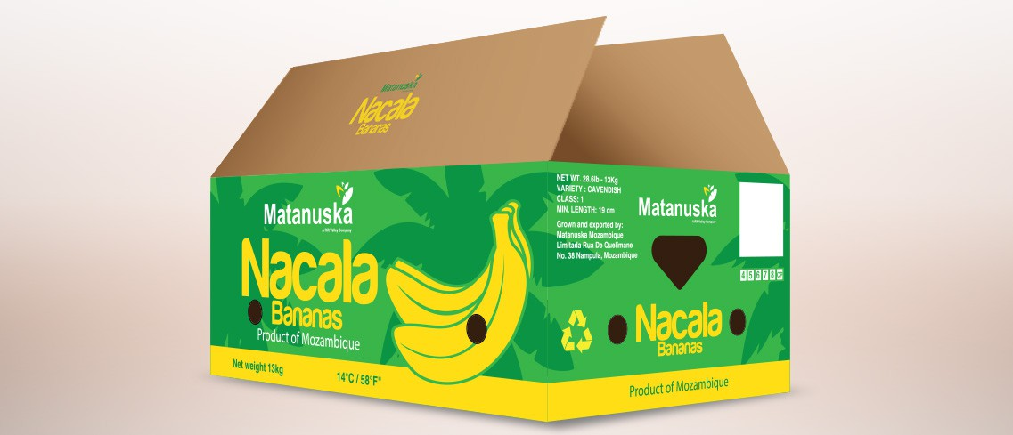 New product packaging wanted for Matanuska Africa Ltd