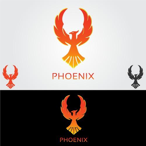 Phoenix logo needed for DoTA 2 professional gaming tournament / broadcast studio