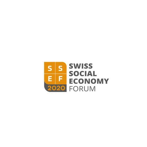 Logo concept for SSEF2020