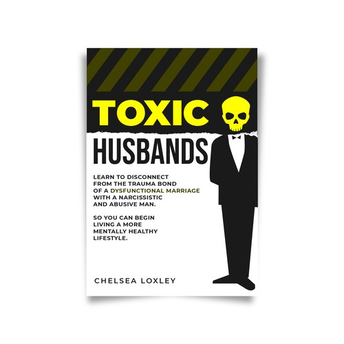 Book Cover for Overcoming Toxic Relationships