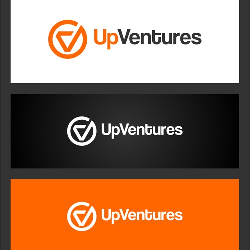 logo for UpVentures