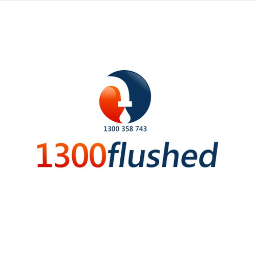 1300 flushed