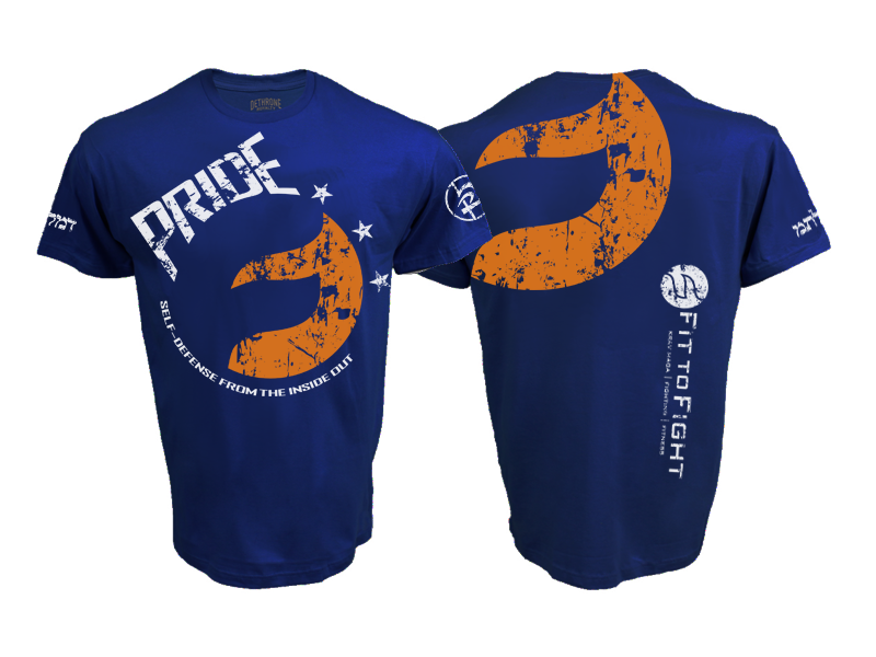 New t-shirt design wanted for Fit to Fight Kid Program