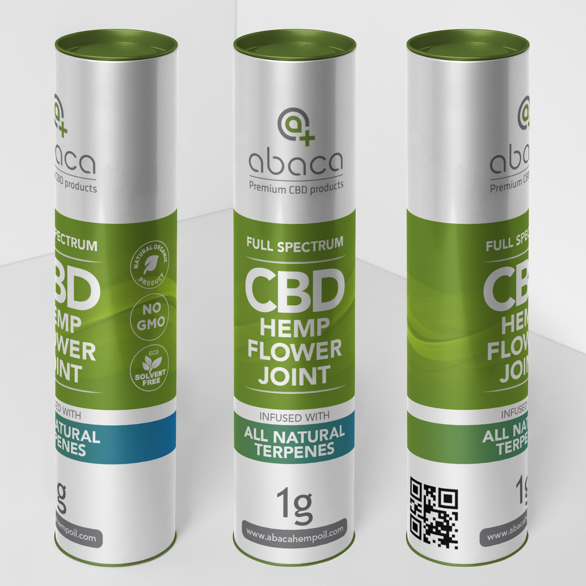 High CBD Hemp Joint In need of package design