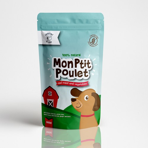 Packaging for petfood