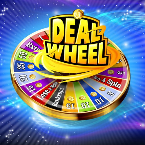 Deal Wheel Game - Wheel of Fortune meets Deal or No Deal