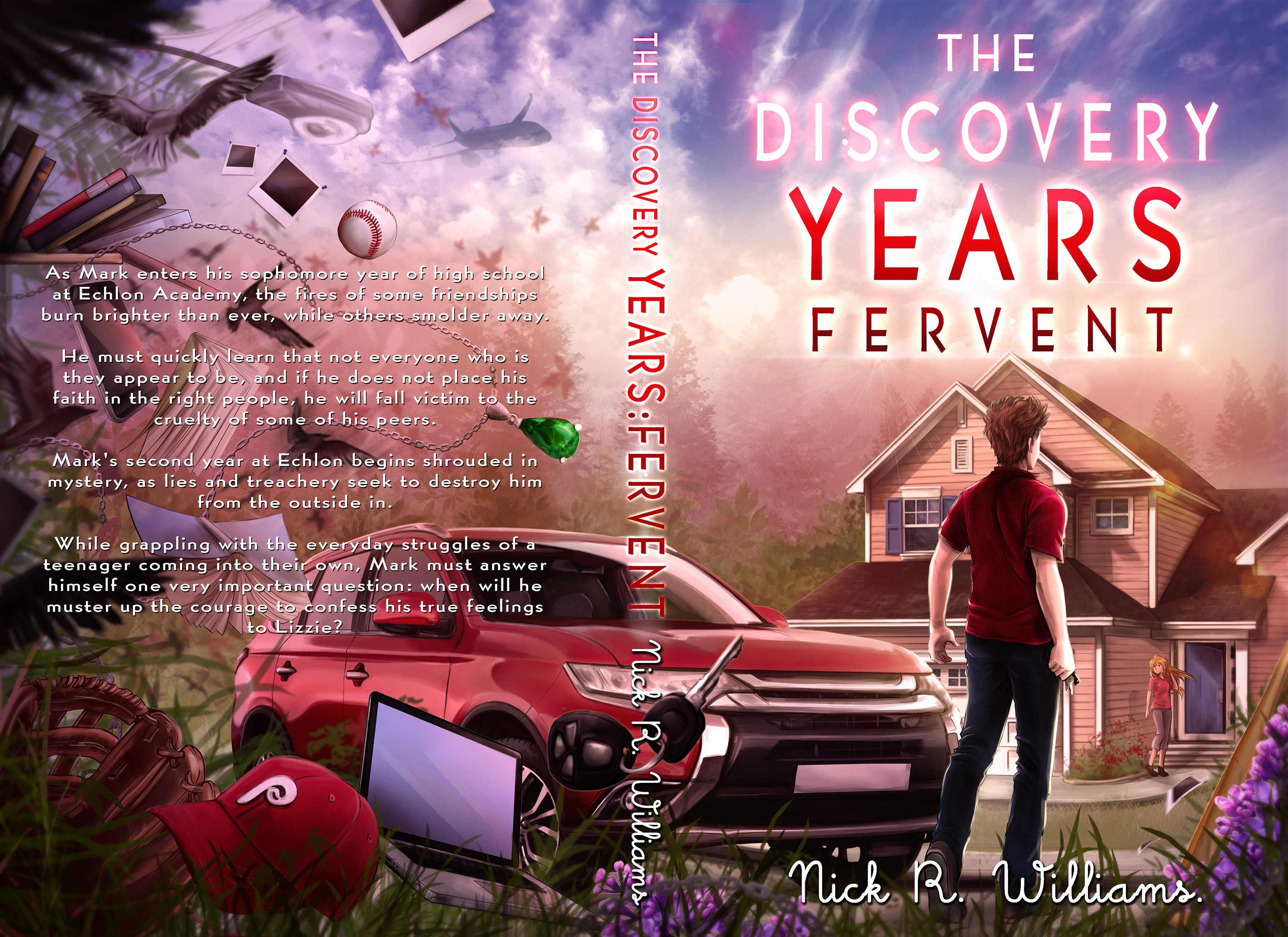 The Discovery Years: Fervent