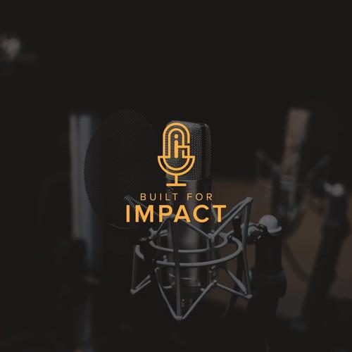 Logo Built for Impact