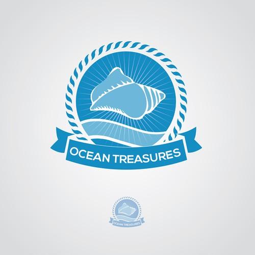 Create a winning logo for Ocean Treasures!
