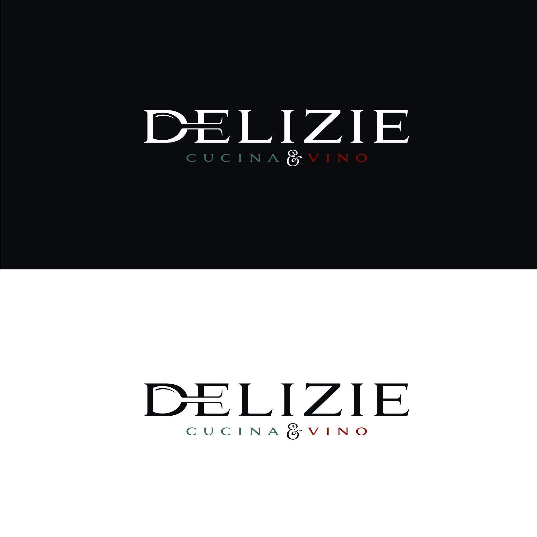 Help Delizie Cucina + Vino with a new logo