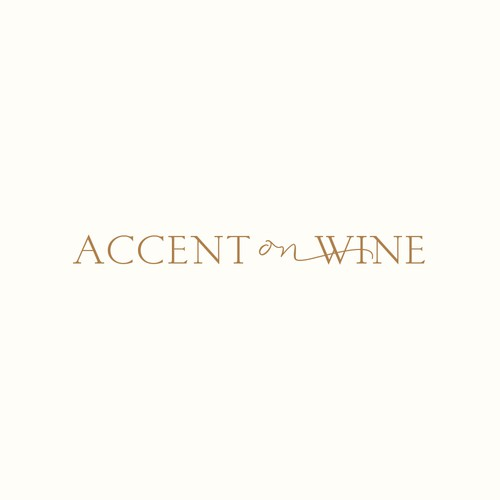 Accent on wine