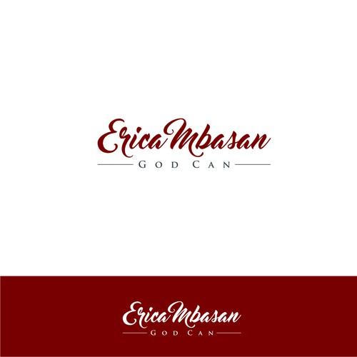 Logo for Erica Mbasan