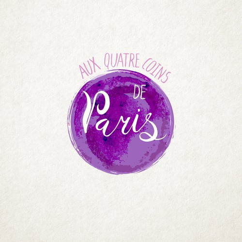 Logo for tourist assistance company based in Paris