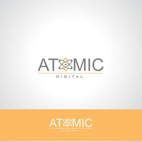 Logo for Atomic Digital Marketing