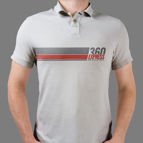 360EXPRESS Logo Design