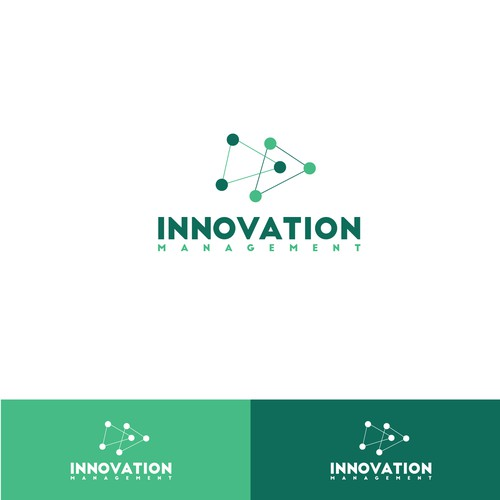 Logo Design For INNOVATION Management