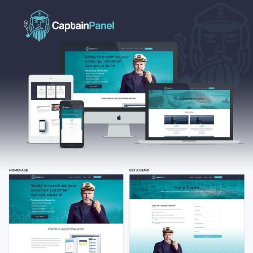 Captain Panel