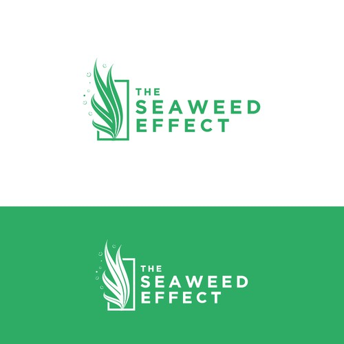 Logo for The Seaweed Effect