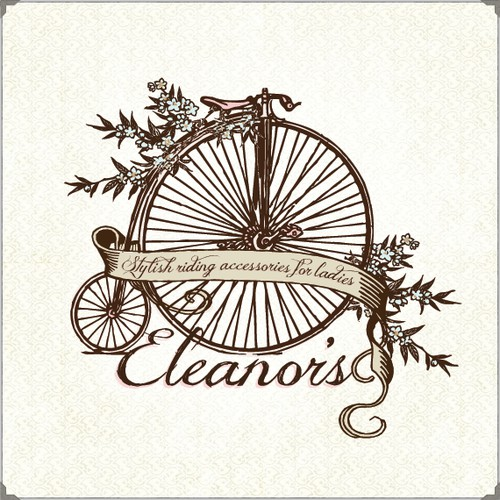 Logo for Fashionable Bike Accessories Store