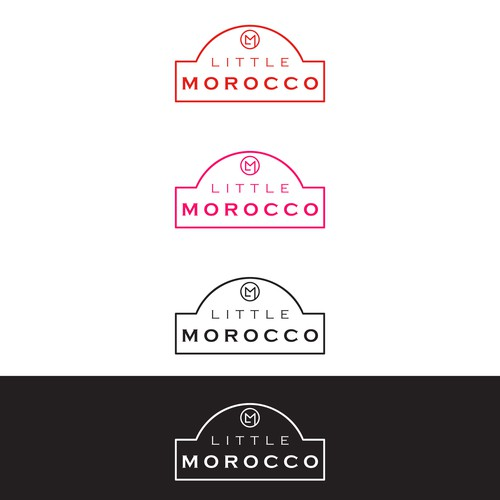 modern and simple design for little morocco