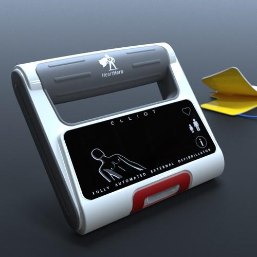 AED Render