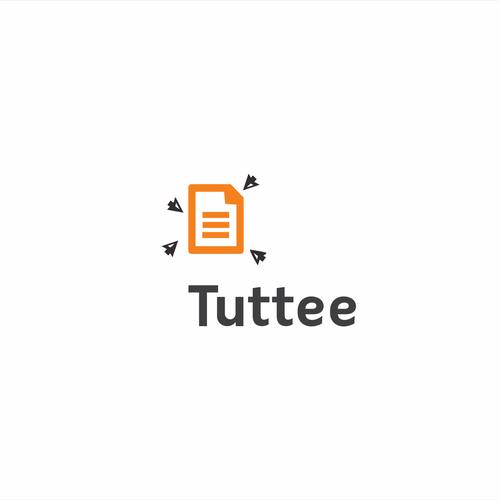 Creating an education logo for Tuttee!