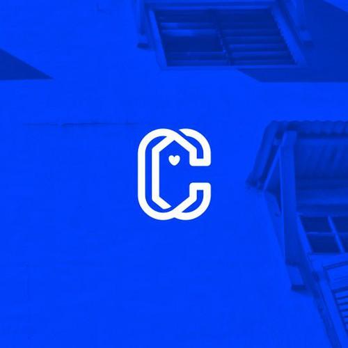 CC initial logo