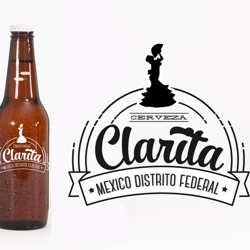 "Cerveza Artesanal Mexicana ""Clarita"""