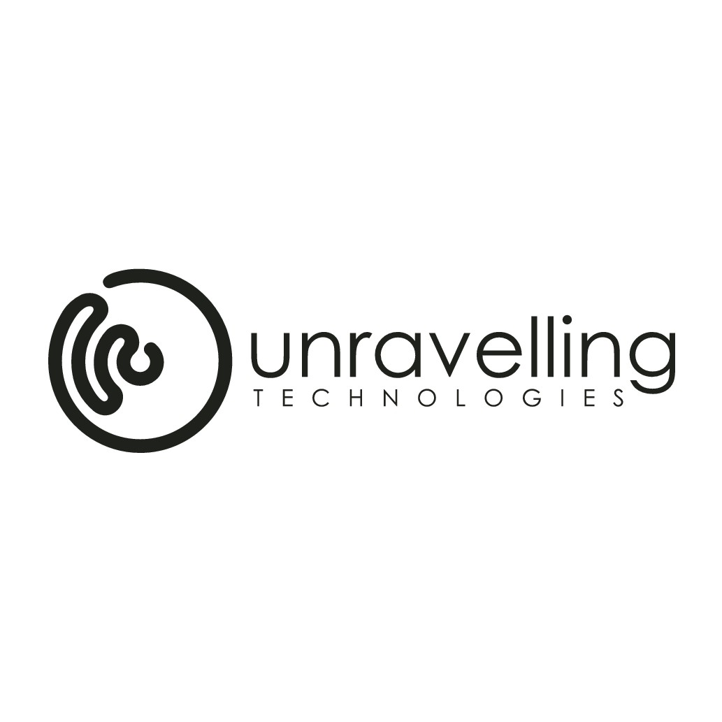 Unravel a cool, warm logo for Unravelling Technologies