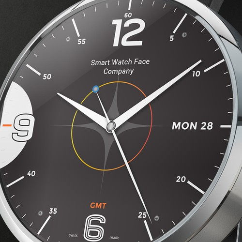 Iconic watch face design for smartwatches needed!