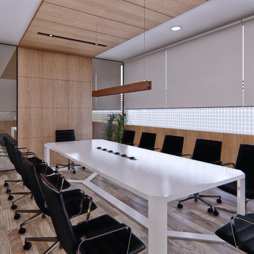 Meeting room interior design