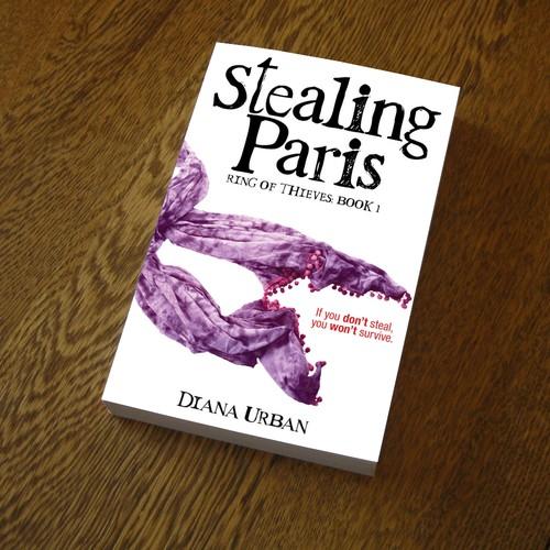 Stealing Paris book